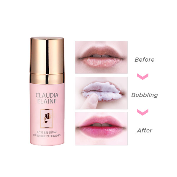 LIP BUBBLE PEELING GEL(립버블필링젤)